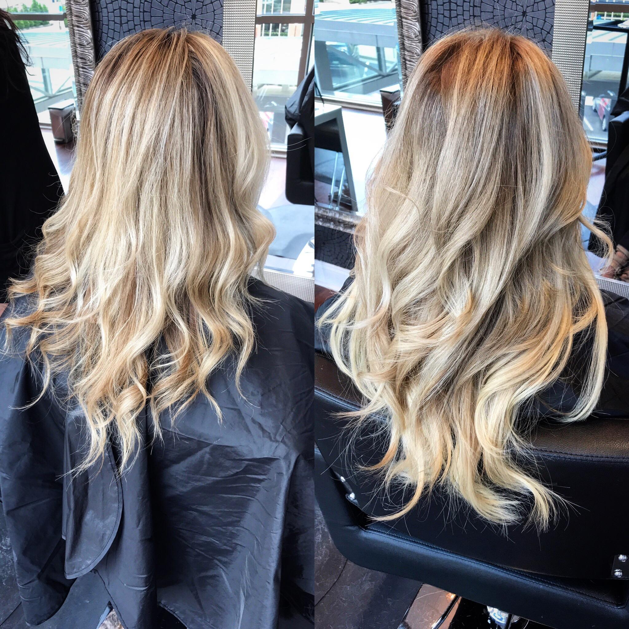 Hair Services Olexa Salon Spa